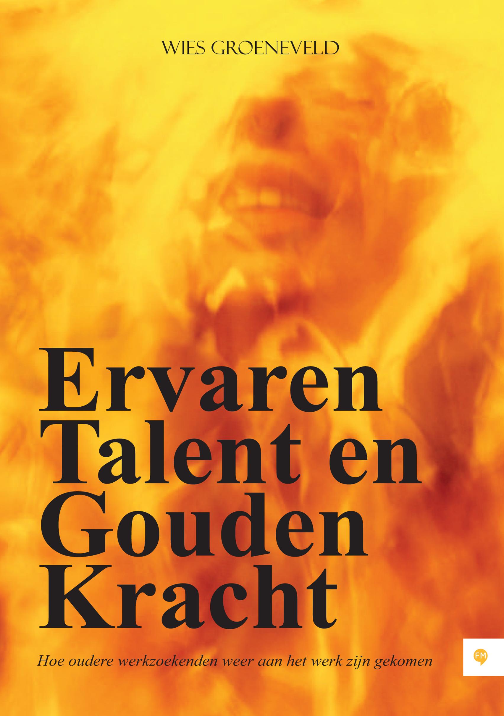 Cover boek 'Ervaren Talent en Gouden Kracht'